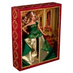2011 Holiday Barbie Doll in box
