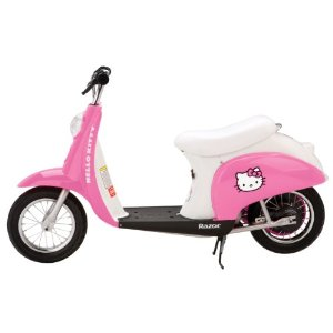 Hello Kitty Razor Electric Scooter