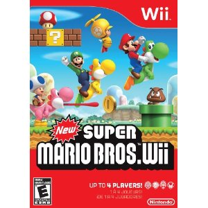 New Super Mario Bros. Wii Game