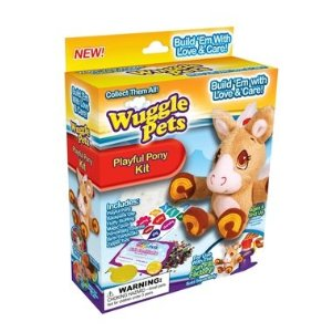 Wuggle Pets Playful Pony Refill Kit