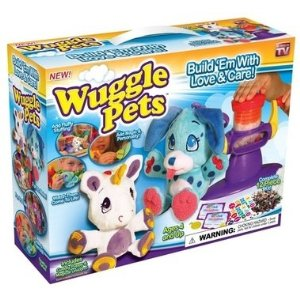 Wuggle Pets Starte Kit Cuddly Puppy Magical Unicorn